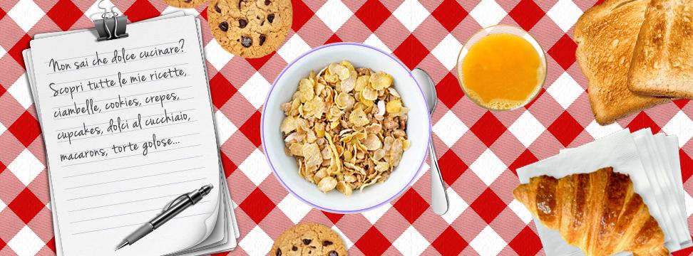 Ricette di torte cupcake e altri dolci per la colazione - Cosa cucinare oggi a pranzo ...