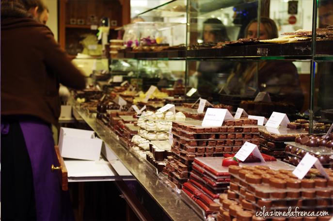 cioccolato belgio