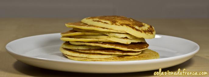 pancakes mele cannella biscotti