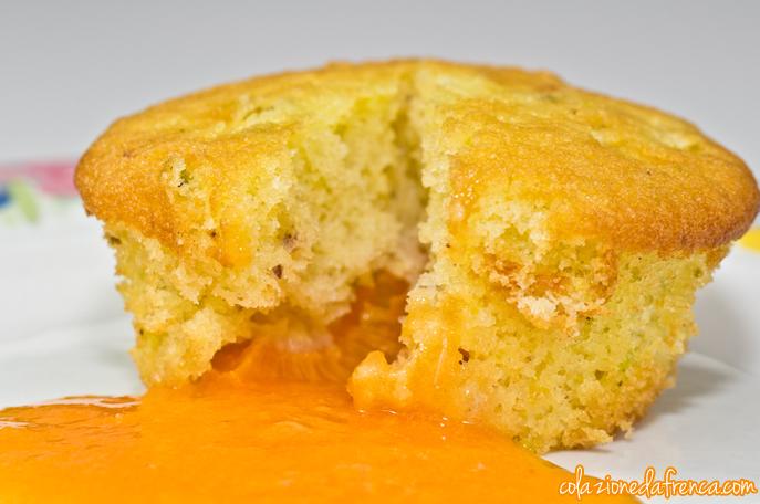 muffins pistacchio albicocca