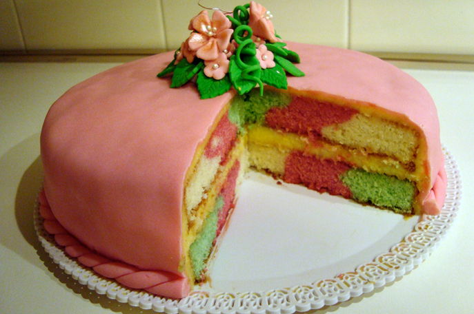 ricetta torta primavera