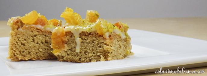 torta zenzero e canditi