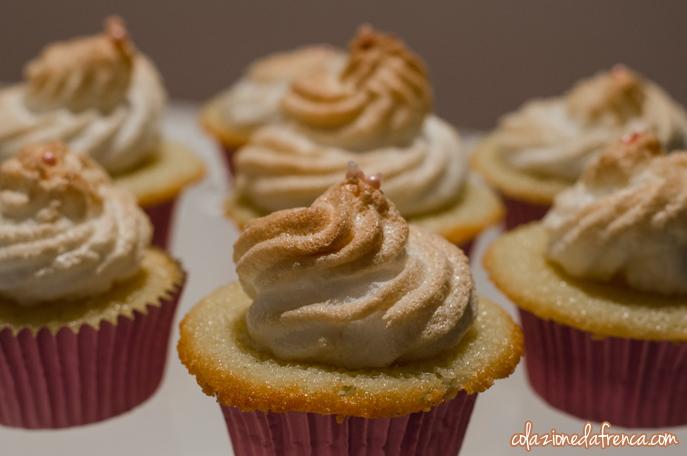 cupcakes limone meringa