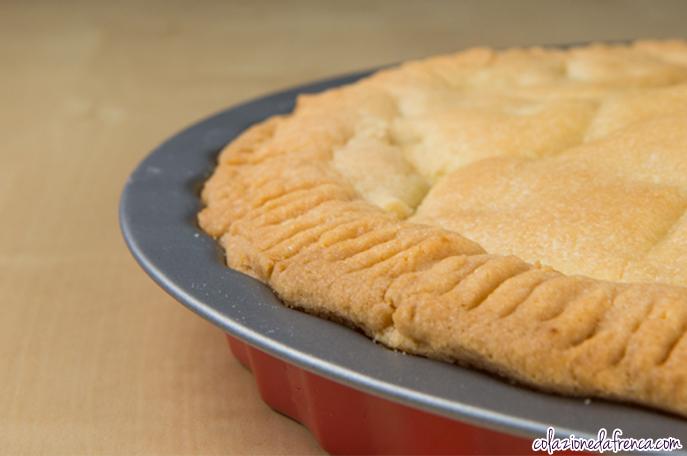 crostata di mele