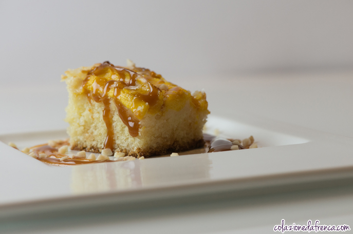 torta cioccolato bianco mango