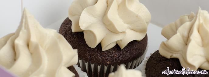 cupcakes cioccolato caffé