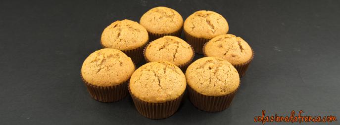 muffin zucca noci