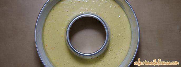 ciambella olio d'oliva agrumi