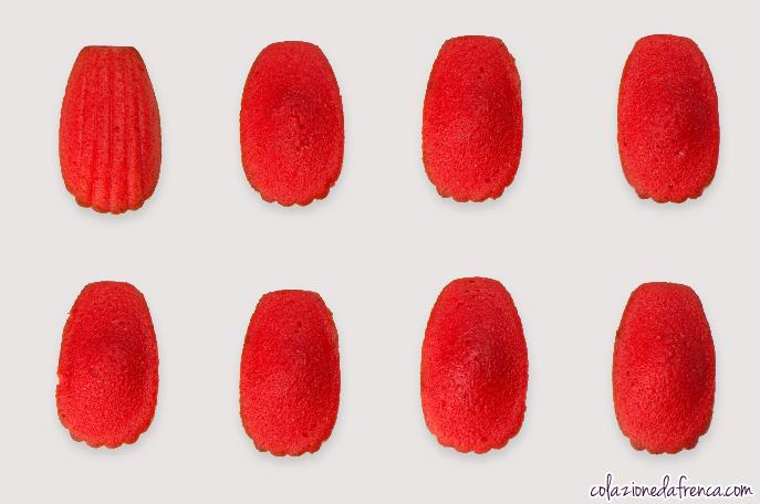 madeleines fragola
