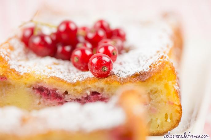 Ricetta della Torta ai frutti rossi