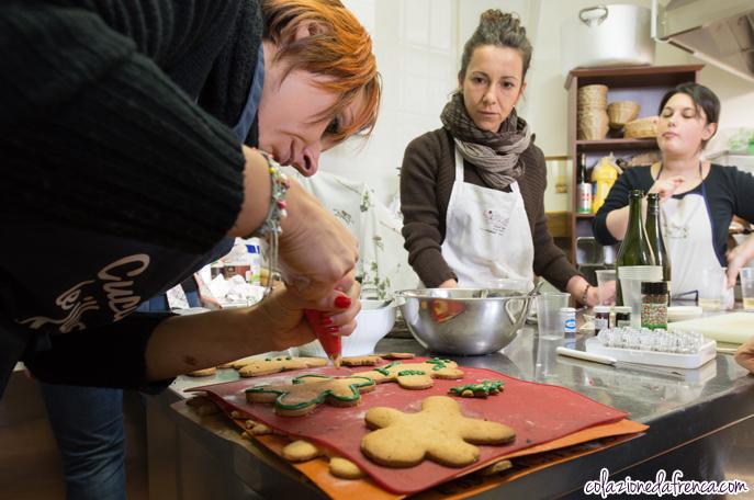 corso pasticceria ricette natalizie