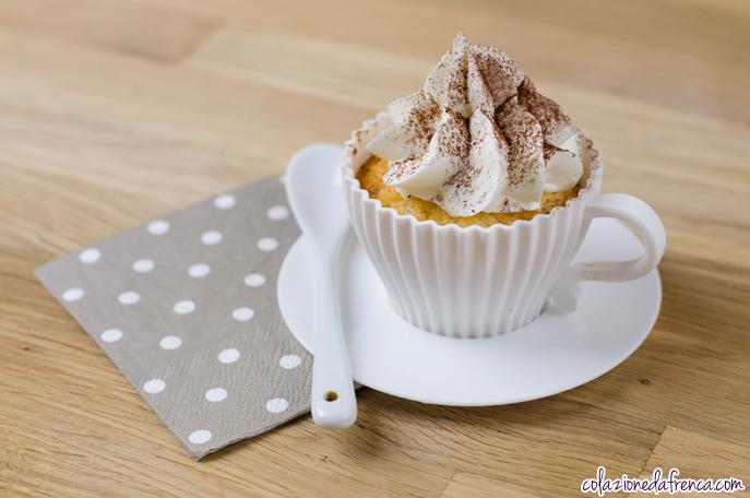 cupcake capuccino