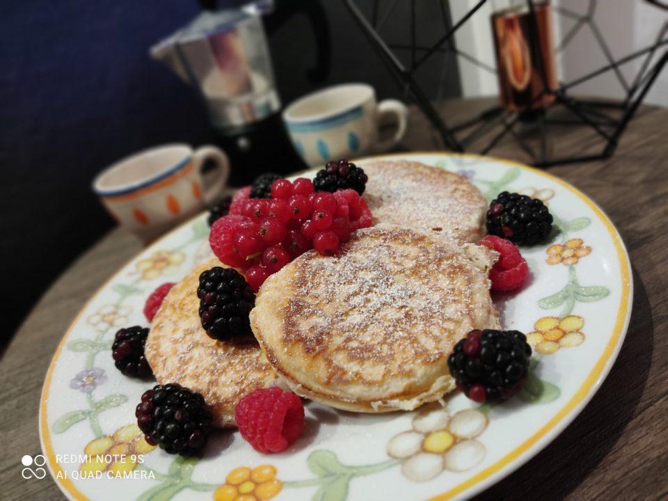crepes pancakes